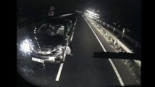 Drunk jailed for driving wrong way along the A14 in Cambridgeshire