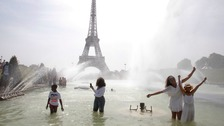 Red-hot France in frenzy to avoid repeat of 2003 heat tragedy
