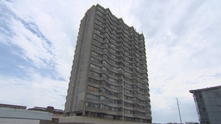 Fire safety concerns for residents of Margate tower block