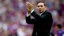 Derby grant Chelsea permission to speak to Frank Lampard