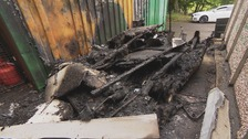 Southampton Scout troop appeal for help after base set alight
