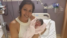 Mum gives birth to baby girl at Anfield stadium during gig