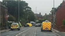 Two killed and two critically injured after East Ardsley crash
