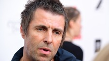 Liam Gallagher responded to Hull fans on Twitter
