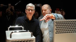 British iPhone design genius Jony Ive to leave Apple after more than 20 years