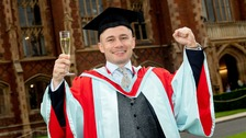 Carl Frampton honorary degree
