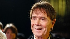 Singer Sir Cliff Richard