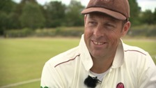 Marcus Trescothick was a member of the England side which regained The Ashes back in 2005.