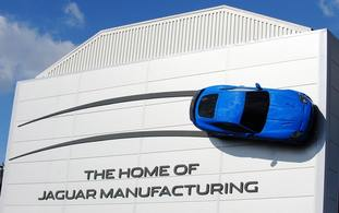 The cars will be built at the Castle Bromwich plant