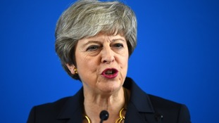 Theresa May is expected to enforce a so-called three-line whip to in a bid to oppose the amendment.