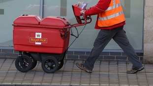 Dog attacks on postal workers increased last year, as the Royal Mail urges people to control their pets.