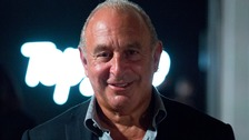 Sir Philip Green is compared to an octopus in the 911 call.