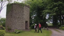 The dovecote at Glynhir