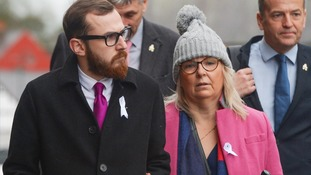 Carl Sargeant 'shellshocked' and 'destroyed' by allegations made against him, widow tells inquest