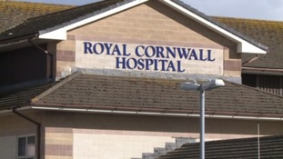 A major incident has been declared at the Royal Cornwall Hospital in Truro.