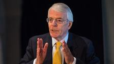 Sir John Major said he would seek a judicial review if Boris Johnson suspended Parliament