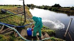 Water firms' efforts to protect against pollution 'unacceptable'