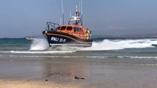 Shannon class lifeboat Nora Stachura