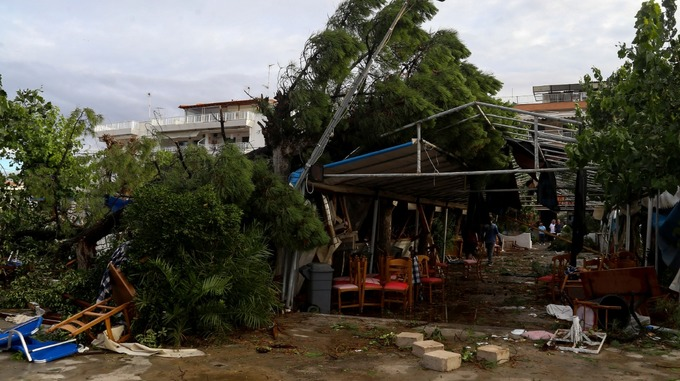 Deadly storm hits northern Greece killing six including a