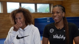 Team Bath stars quizzed ahead of England Netball World Cup