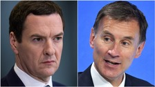 Tory leadership hopeful Jeremy Hunt has joined former chancellor George Osborne in defending journalists' rights to publish leaks