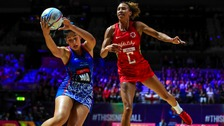 Guthrie's England team through to second phase of Netball World Cup