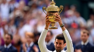 Novak Djokovic won his 5th Wimbledon title in dramatic five-set epic over fan-favourite Roger Federer