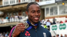 Jofra Archer: The rapid rise of England's fast bowling hero