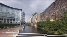Man's body found in the River Irwell in Manchester City Centre