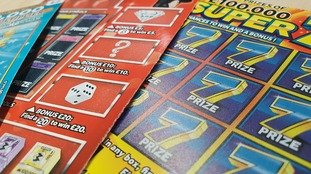 The age limit to play National Lottery scratchcards could increase.