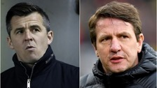 Joey Barton charged with assaulting Barnsley boss Daniel Stendel