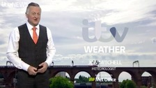 Weather with Jon Mitchell