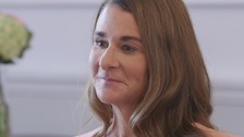 Melinda Gates on Trump racism row and 'senseless' anti-vaxxers