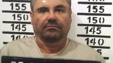 Notorious Mexican drug baron El Chapo jailed for life in US prison