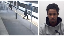 Jailed: Teenagers who cornered victim on train and stabbed him six times