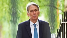 Robert Peston: Hammond will not resign as Chancellor just yet