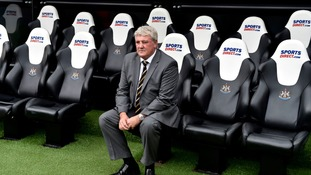 New Newcastle boss Steve Bruce vows to win over his doubters