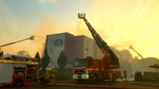 Cribbs Causeway Premier Inn Fire: Blaze fully extinguished, two days after breaking out