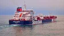 Iran says seizure of UK tanker was retaliatory move