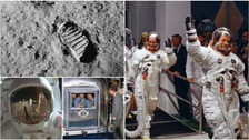 One giant leap: World marks 50 years since first step on the Moon