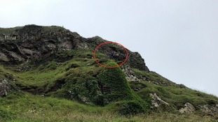 Man in wheelchair falls from Giant's Causeway cliff path