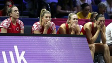 Netball World Cup: New Zealand through to final after England near-miss