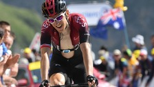 Thomas' Tour hopes fade as he admits to feeling 'quite weak' during latest stage