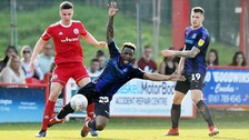 Kazenga LuaLua signs new Luton Town deal