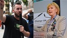 James Goddard banned from area around Parliament for abusing MP Anna Soubry