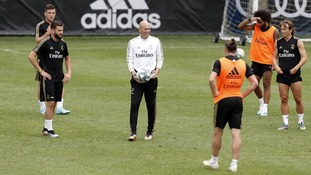 Zinedine Zidane denies disrespecting Bale and claims the player refused to play against Bayern Munich