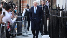 "Boris Johnson: 'Extraordinary honour and privilege"" to be elected Tory leader"