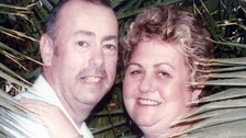 Wife tells infected blood inquiry of husband's 'horrific death'
