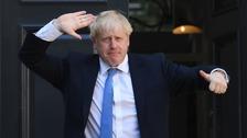 Boris Johnson named new Conservative Party leader
