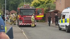 Explosion at house in Pontypool not being treated as suspicious